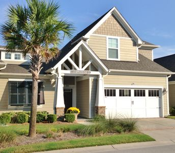 Photo for Myrtle Beach Designer Townhome in Barefoot Resort 4-BR/4-Bath with HDTV & WiFi
