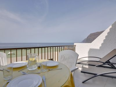 Photo for 1 Bed Apartment, with Fantastic Sea and Cliff Views in Tamara