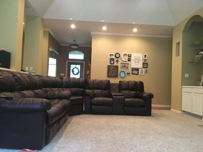 Photo for 4 bed two bath luxury home for rent 2460 sq ft home
