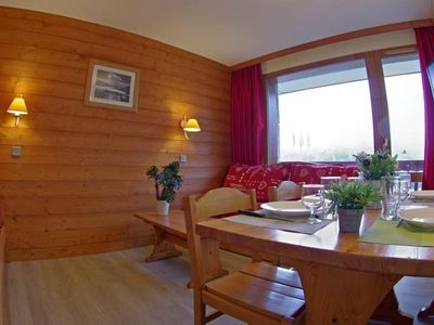 Photo for Apartment Valmorel, 1 bedroom, 5 persons