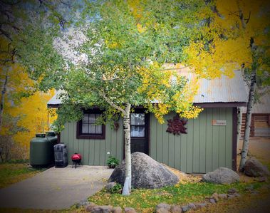 Photo for Aspen/Lake/Mountain Views/Lake Access/Sleeps 4/Cabin/Weekly/Monthly Discount