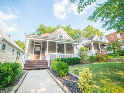 Photo for Adorable House in the Heart of Kansas City walk to Westport!