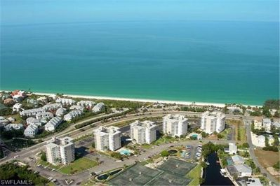 Bonita Beach and Tennis and the Gulf of Mexico