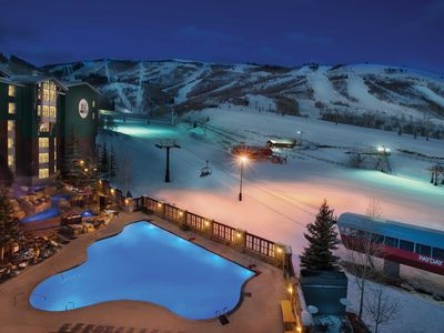 Photo for four bedroom ski resort suite at Worldmark-Miners club