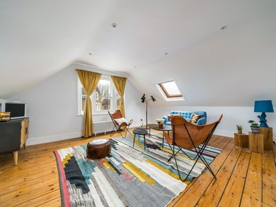 Photo for NEW Bohemian 2 Bedroom Victorian Flat in Dalston