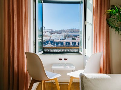 Photo for The Urban Jungle Studio: Modern luxury at Rossio - Apartment for 4 people in Lisboa ciudad