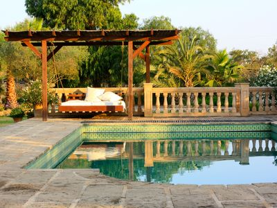 Spectacular, beautiful finca with a superb garden and pool