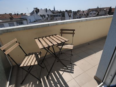 Photo for PROMO: SUPERB top floor 2 terraces between cathedral and parliament