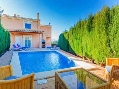 Photo for Semi-detached house, Alcúdia  in Mallorca Nord - Ostküste - 8 persons, 4 bedrooms