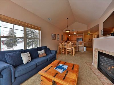 Photo for Conveniently located spacious condo with patio and indoor parking.
