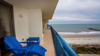 Photo for Awesome Ocean View 3BD/3BA 1808 Brighton Tower