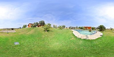 Photo for Spacious country estate between historic towns, lakes, sea and mountains