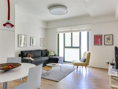 Photo for Shalma St 4 - Modern 2 rooms apartment - 60 sqm.