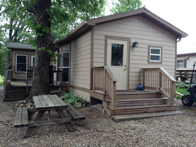 Photo for Great Summer Vacation Home On East Lake Okoboji!! Family Friendly Area