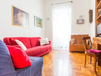 Photo for Ilaria House a Beautiful Apartment in the Heart of Trastevere