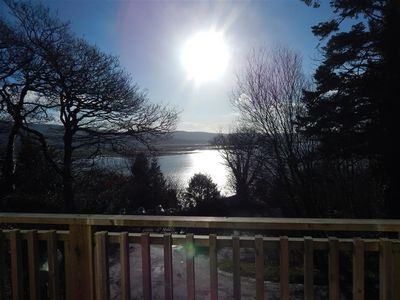 Photo for Bungalow No 1, 2 Bedrooms, sleeps up to 5 persons, Pets Welcome, Estuary Views.