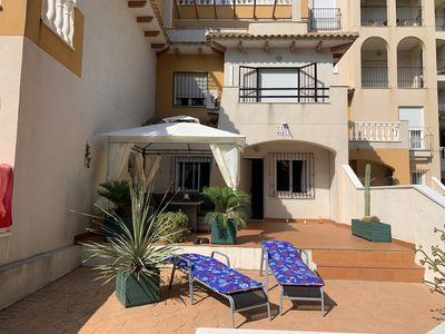 Photo for Casa Maria 800 meters from the beach with restaurants