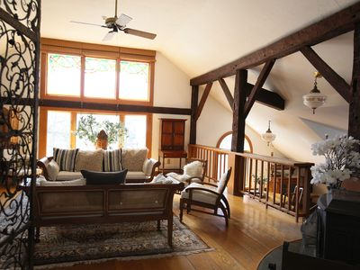 Photo for The Penthouse: Amazing 3bedroom/2bath located in the heart of Woodstock, NY