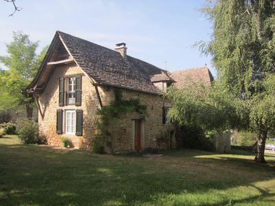 "Photo for gîte ""le pigeonnier"" in the countryside between Rodez and Conques"