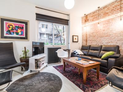 Photo for Fuencarral V - Apartment for 6 people in Madrid
