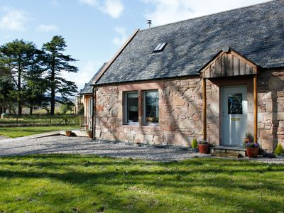 Photo for Luxury Highlands Cottage on the Cromarty Firth