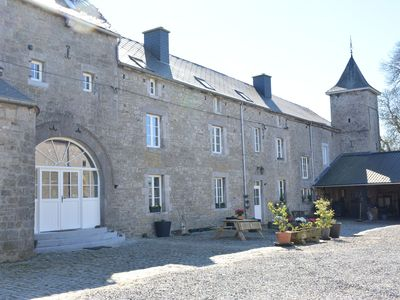 Photo for Annexe of a magnificent 17th-farm, tastefully renovated, in the country