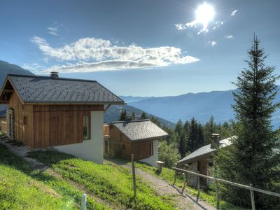 Photo for Spacious Chalet in Vallandry with Terrace