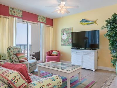 Photo for HAVE A BALL with Kaiser in Lighthouse #204: 3 BR/3 BA Condo in Gulf Shores Sleeps 8