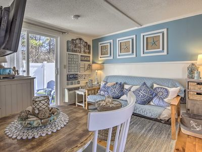 Photo for Cozy Dennis Port Condo w/Patio-Walk to Beach &Pool