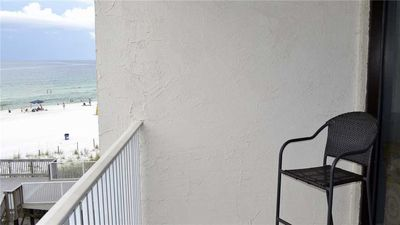Photo for 2 BR / 2 BA beach front condo, Sleeps 6, 3 onsite pools, great amenities