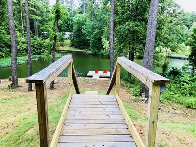 Remote Lake Sinclair cove DISCOUNTED summer rates!!
