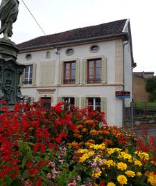 Jussey Station, Jussey, Haute-Saone (department), France