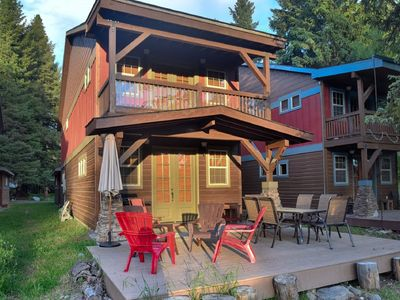 Photo for Headquarter House - Fire Pit, WiFi, 2 Blocks from Payette Lake