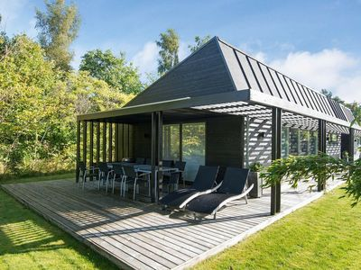 Photo for Modern Holiday Home in Egå with Sauna