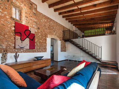 Photo for Vacation home Es Secar in Costitx - 8 persons, 4 bedrooms