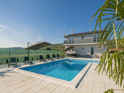Photo for Privat pool, brand new villa, relaxing, rural near sea, quiet and peacefull