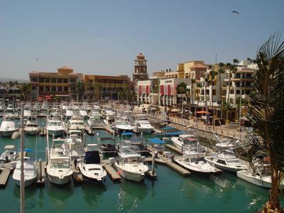 Photo for Top Floor, Fabulous Marina View, Enjoy the Marina from the privacy of your patio