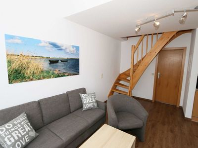 Photo for House on the dune Whg 11 with balcony - A: House on the dune about 100m beach distance