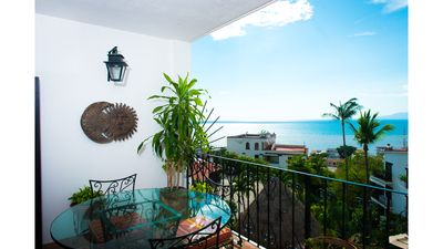 Photo for Mexican Jewel -  Spectacular Ocean Views in the Heart of Vallarta!!