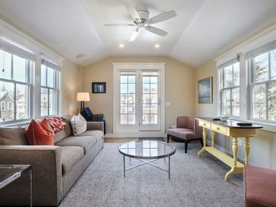 Photo for Best Location! West End 2BR, 1BA, Pvt Patio & Deck Central AC - Book 2019