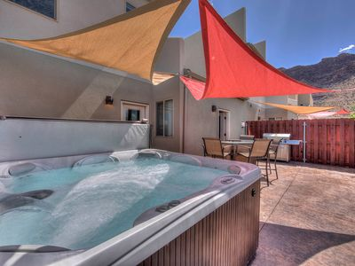 Photo for DW6 | Private Hot Tub, En-Suite Bathroom for Each Bedroom, Near Arches Park!