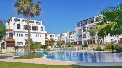 Photo for Exceptional Appartment, Quiet Residence, 3min Beach !!