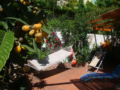 Photo for Air-Conditioned Apartment. Wi-Fi. 400 meters to the Sea. Garden. Terrace.Balcony