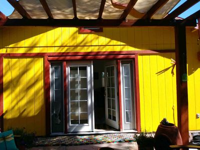 Photo for Charming, Cozy, Colorful,  Casita, near everything downtown! . **Plz see Notes