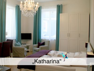 Photo for In the newly renovated old town house on the island, quiet and elegant.