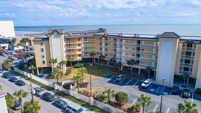 Photo for COV 220 - Oceanfront Condo - 2 Pools