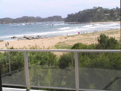 Photo for Absolute beachfront at Malua Bay