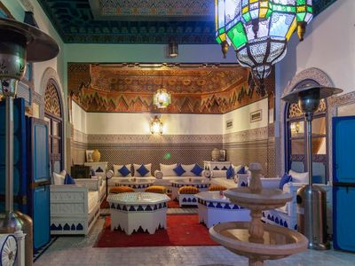 Photo for Small palace in the heart of medina Marrakech | city center