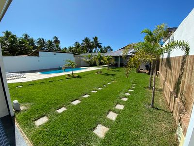 Photo for House of Excellent Standard, COND. OLIVE WATERS, bordering 70 m from the beach