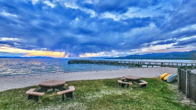 Photo for Townhome with Lake Tahoe Views! | Minutes from Heavenly